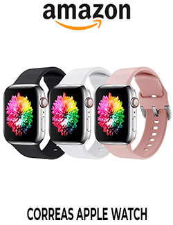correas apple watch