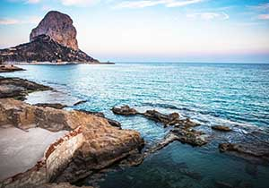 paddle surf calpe