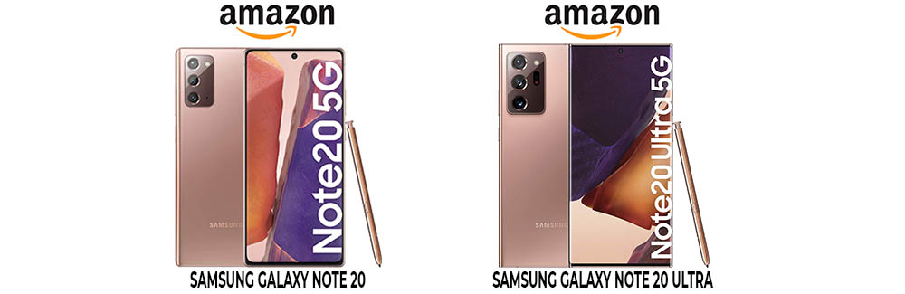 Samsung Galaxy Note 20 y Note 20 Ultra